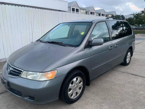 2002 Honda Odyssey for sale at Asap Motors Inc in Fort Walton Beach FL