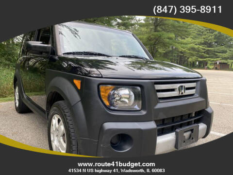 2008 Honda Element for sale at Route 41 Budget Auto in Wadsworth IL