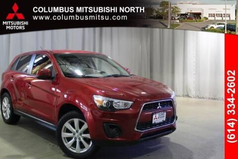 2015 Mitsubishi Outlander Sport for sale at Auto Center of Columbus - Columbus Mitsubishi North in Columbus OH