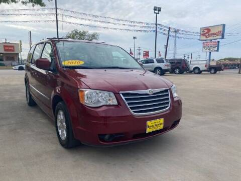 2010 Chrysler Town and Country for sale at Russell Smith Auto in Fort Worth TX