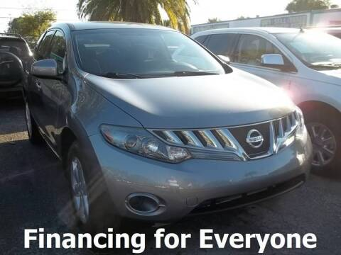 2010 Nissan Murano for sale at PJ's Auto World Inc in Clearwater FL