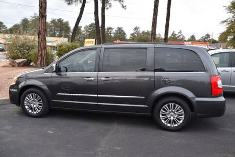 2015 Chrysler Town and Country for sale at Choice Auto & Truck Sales in Payson AZ