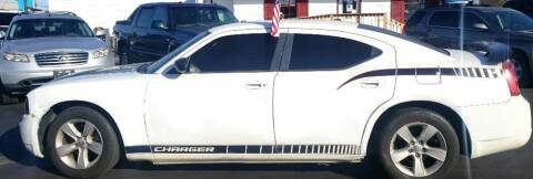 2009 Dodge Charger for sale at Rayyan Auto Sales LLC in Lexington KY