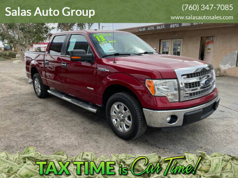 2013 Ford F-150 for sale at Salas Auto Group in Indio CA