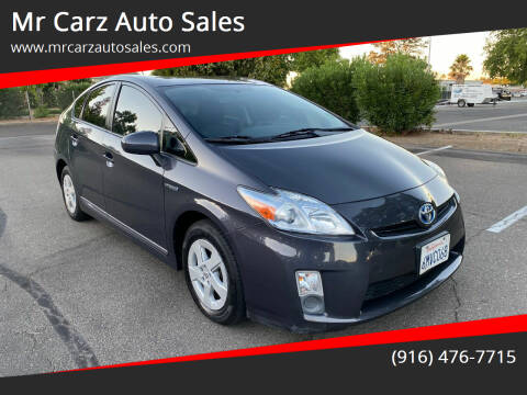 2010 Toyota Prius for sale at Mr Carz Auto Sales in Sacramento CA