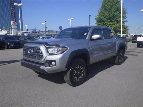 2016 Toyota Tacoma for sale at BEAMAN TOYOTA GMC BUICK in Nashville TN