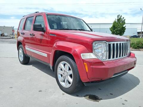 2008 Jeep Liberty for sale at AUTOMOTIVE SOLUTIONS in Salt Lake City UT