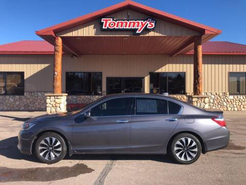 2014 Honda Accord Hybrid for sale at Tommy's Car Lot in Chadron NE