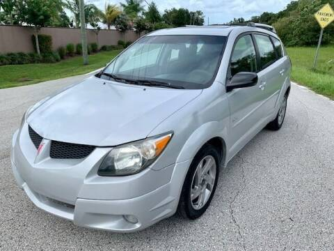 2003 Pontiac Vibe for sale at CLEAR SKY AUTO GROUP LLC in Land O Lakes FL