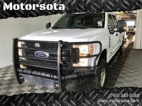2017 Ford F-350 Super Duty for sale at Motorsota in Becker MN