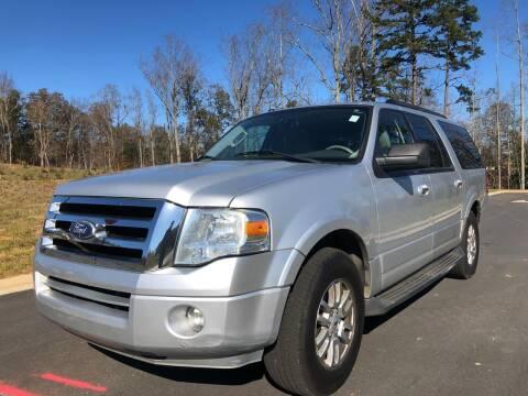 2011 Ford Expedition EL for sale at El Camino Auto Sales in Sugar Hill GA