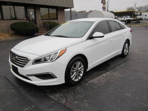 2016 Hyundai Sonata for sale at Jacobs Auto Sales in Nashville TN