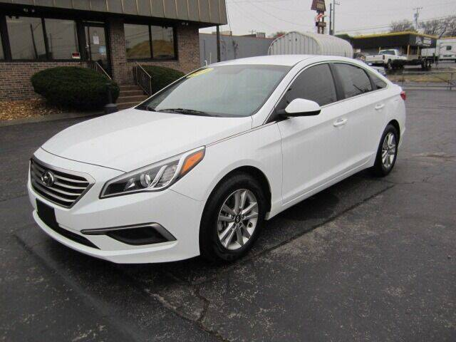 2016 Hyundai Sonata for sale at Jacobs Auto Sales in Nashville TN