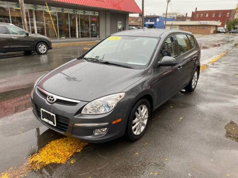 2009 Hyundai Elantra for sale at Midtown Autoworld LLC in Herkimer NY