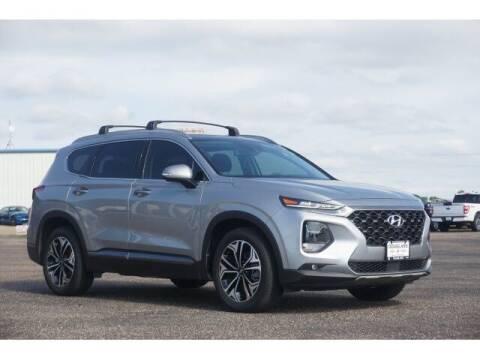 2020 Hyundai Santa Fe for sale at Douglass Automotive Group - Douglas Chevrolet Buick GMC in Clifton TX