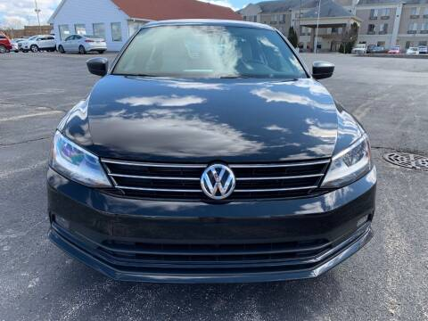 2016 Volkswagen Jetta for sale at RED TAG MOTORS in Sycamore IL