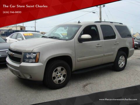 2008 Chevrolet Tahoe for sale at The Car Store Saint Charles in Saint Charles MO