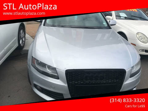 2010 Audi A4 for sale at STL AutoPlaza in Saint Louis MO