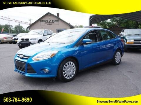 2014 Ford Focus for sale at Steve & Sons Auto Sales in Happy Valley OR