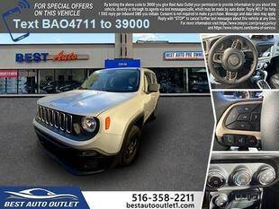 2017 Jeep Renegade for sale at Best Auto Outlet in Floral Park NY