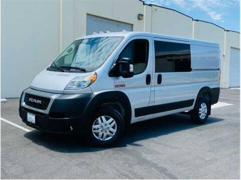 2021 RAM ProMaster Cargo for sale at Dealers Choice Inc in Farmersville CA