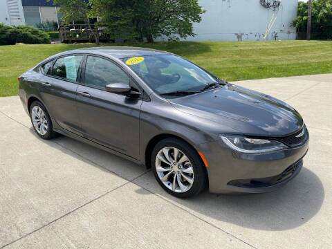 2015 Chrysler 200 for sale at Best Buy Auto Mart in Lexington KY