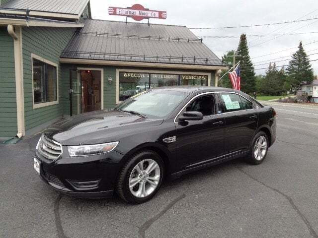 2019 Ford Taurus for sale at SCHURMAN MOTOR COMPANY in Lancaster NH