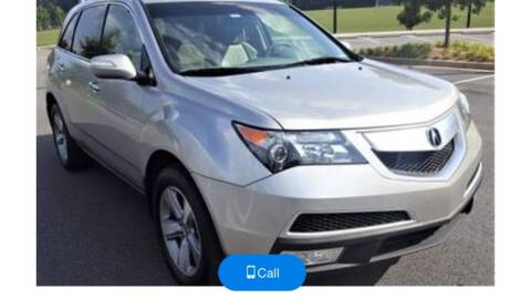 2010 Acura RDX for sale at GOLD COAST IMPORT OUTLET in St Simons GA