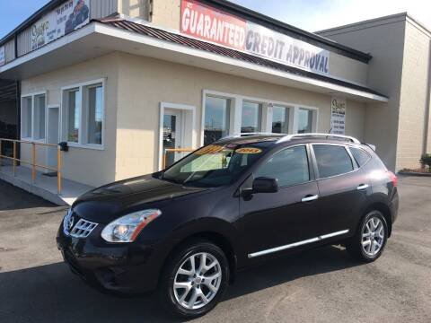 2013 Nissan Rogue for sale at Suarez Auto Sales in Port Huron MI
