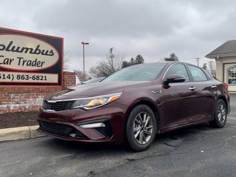2020 Kia Optima for sale at Columbus Car Trader in Reynoldsburg OH