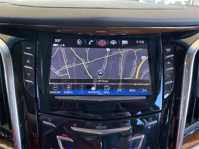 2018 Cadillac Escalade 4x4 Premium Luxury 4dr SUV - Roswell GA