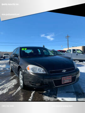 2009 Chevrolet Impala for sale at Quality Auto City Inc. in Laramie WY