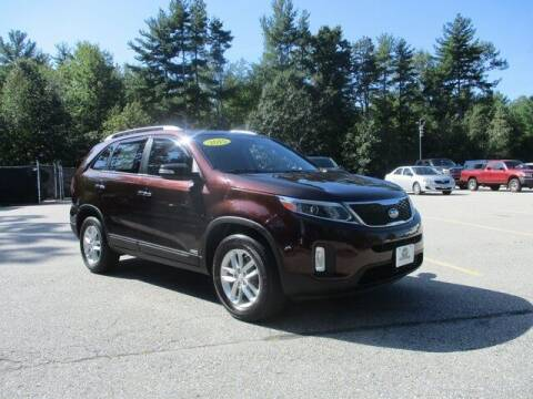 2015 Kia Sorento for sale at MC FARLAND FORD in Exeter NH