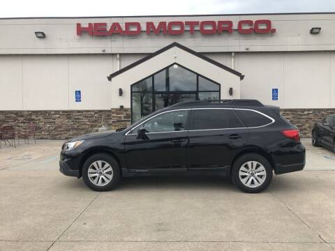 2017 Subaru Outback for sale at Head Motor Company - Head Indian Motorcycle in Columbia MO