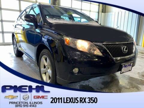 2011 Lexus RX 350 for sale at Piehl Motors - PIEHL Chevrolet Buick Cadillac in Princeton IL
