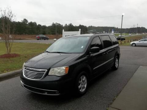 2012 Chrysler Town and Country for sale at Anderson Wholesale Auto in Warrenville SC