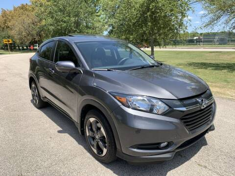 2018 Honda HR-V for sale at Prestige Motor Cars in Houston TX
