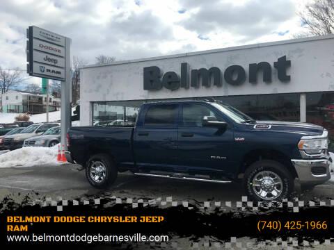 2021 RAM Ram Pickup 2500 for sale at BELMONT DODGE CHRYSLER JEEP RAM in Barnesville OH