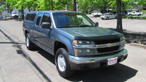 2007 Chevrolet Colorado for sale at D & M Auto Sales in Corvallis OR