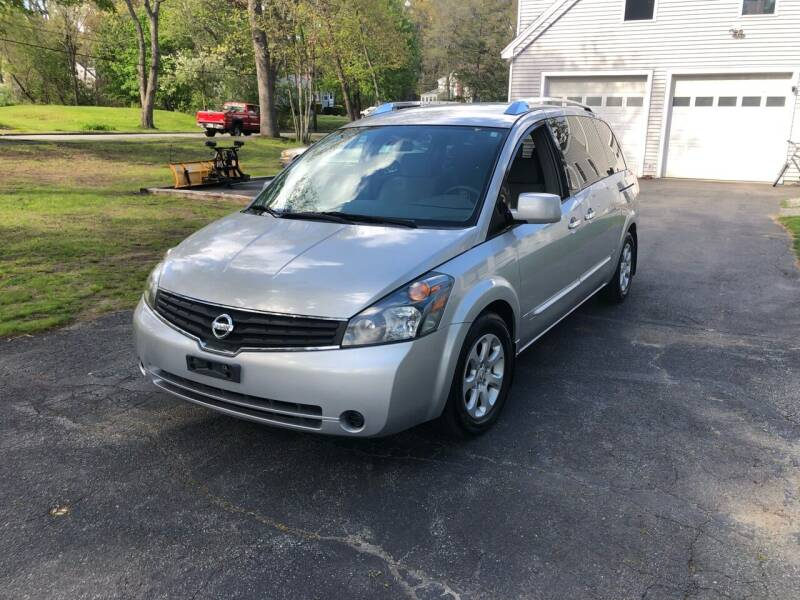 2008 Nissan Quest for sale in Wilmington, MA