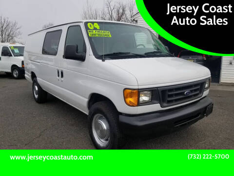 2004 Ford E-Series Cargo for sale at Jersey Coast Auto Sales in Long Branch NJ