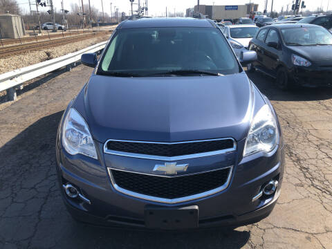 2013 Chevrolet Equinox for sale at Discovery Auto Sales in New Lenox IL