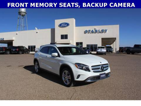 2017 Mercedes-Benz GLA for sale at STANLEY FORD ANDREWS in Andrews TX