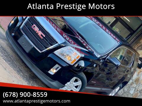 2015 GMC Terrain for sale at Atlanta Prestige Motors in Decatur GA
