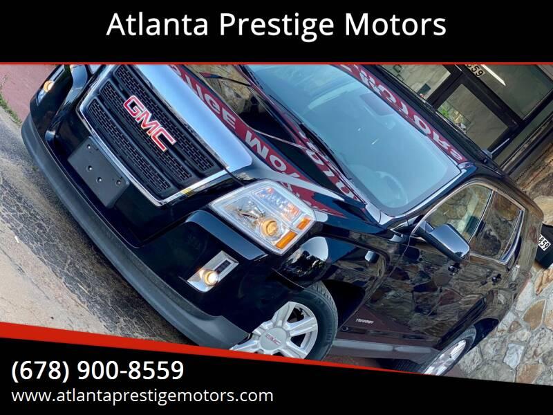2015 GMC Terrain for sale at Atlanta Prestige Motors in Decatur GA