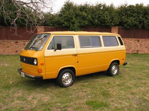 1981 Volkswagen Vanagon for sale at Classic Car Deals in Cadillac MI