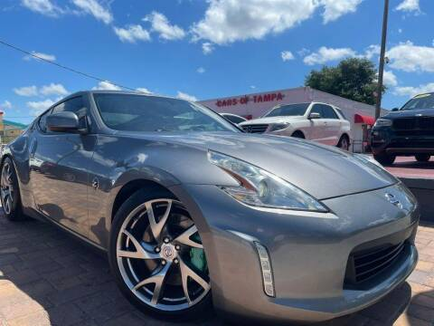 2014 Nissan 370Z for sale at Cars of Tampa in Tampa FL