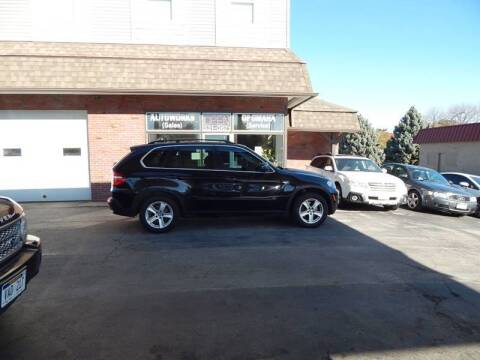 2008 BMW X5 for sale at AUTOWORKS OF OMAHA INC in Omaha NE