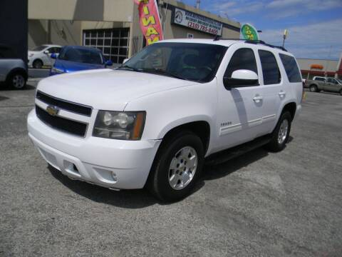 2010 Chevrolet Tahoe for sale at Meridian Auto Sales in San Antonio TX