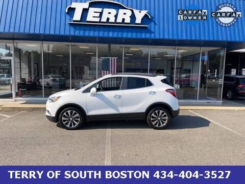 2019 Buick Encore for sale at Terry of South Boston in South Boston VA